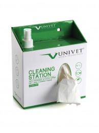 Станция для очистки очков UNIVET