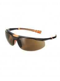 Очки защитные 5X3 коричневые