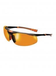 Очки защитные 5X3 оранжевые
