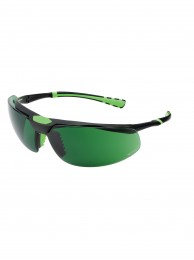 Очки защитные 5X3 зеленые