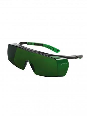 Очки защитные 5X7 зеленые