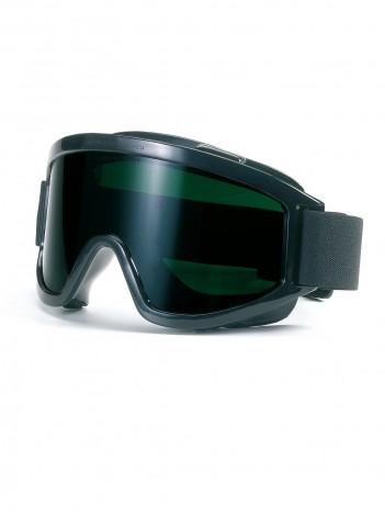 Очки защитные 601 зеленые