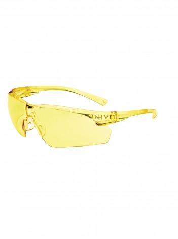 Очки защитные 505UP желтые