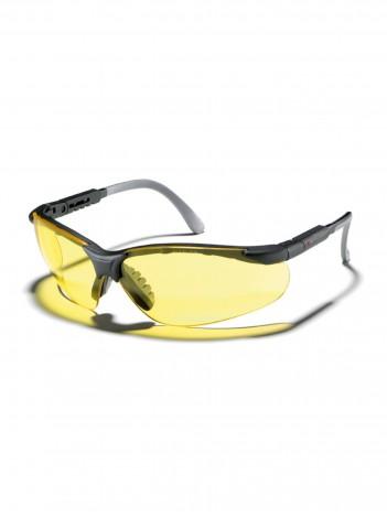 Очки защитные ZEKLER 55 желтые