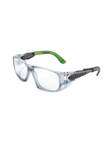 Очки защитные корригирующие 5X9