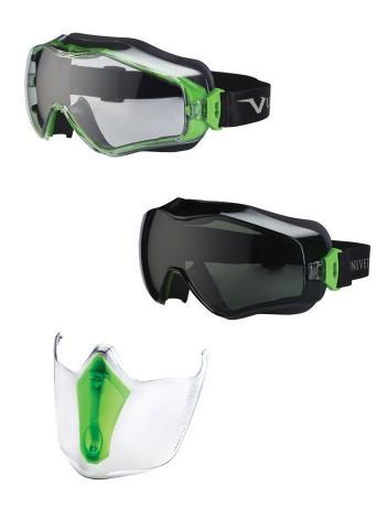 Очки защитные 6X3