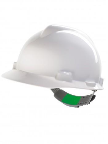 Каска защитная V-GARD PUSH-KEY с вшитой налобной лентой
