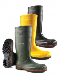 Сапоги Dunlop Acifort Heavy Duty
