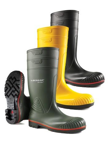 Сапоги Dunlop Acifort Heavy Duty