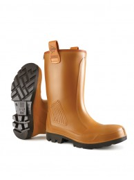 Сапоги Dunlop Purofort Rig-Air Fur Lining full safety S5 CI SRA