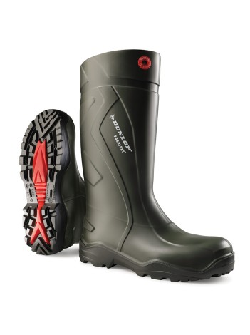 Сапоги Dunlop Purofort+ full safety S5 CI SRC
