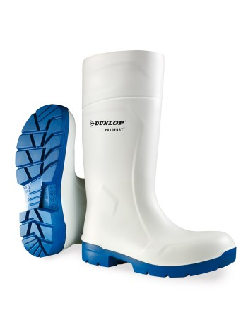 Сапоги Dunlop FoodPro Purofort MultiGrip safety S4 CI SRC