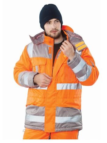 Куртка утепленная КОНКОРД
